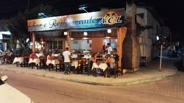 ACL restaurant Cumbuco