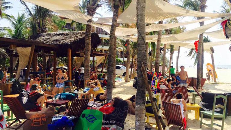Kite Cabana lounge Cumbuco