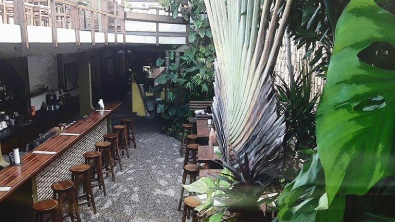 Muda restaurant Cumbuco