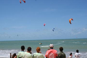 Kitesurf Activities Cumbuco Beach